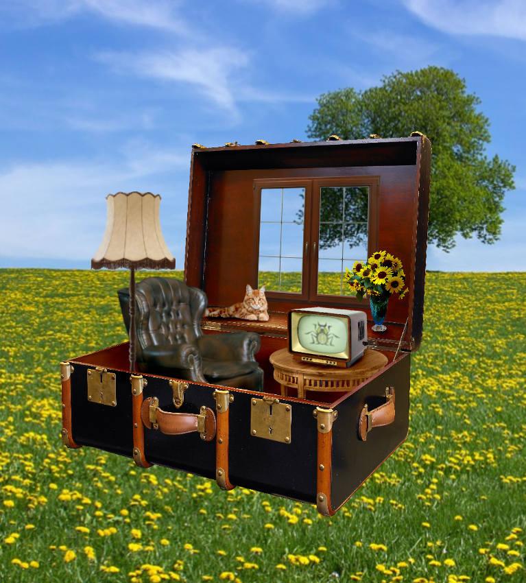 Mogroachs EcoChalet Tiny Haus