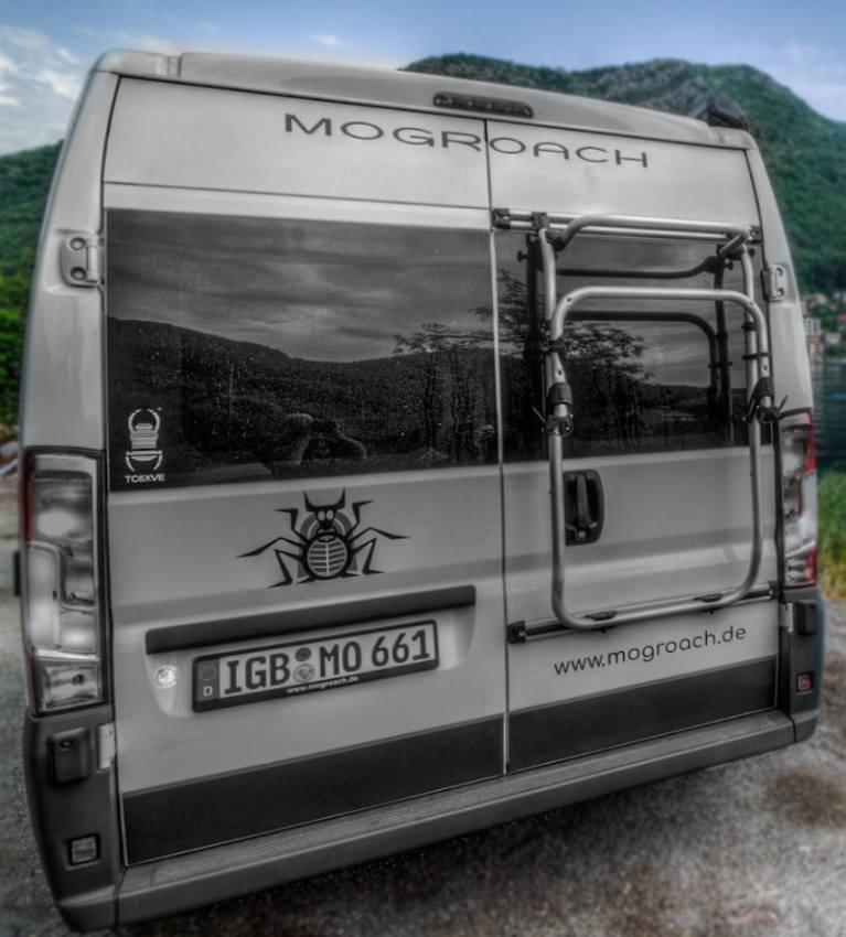 Wohnmobil Liebe Mogroach Camper